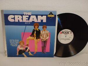 Creme-The-Best-Of-Cream-1986-Pays-Bas-Ex-LP-Arcade-Adeh-429-Eric-Clapton