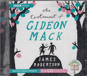 The-Testament-Of-Gideon-Mack-James-Robertson-2CD-Audio-Book-Richard-amp-Judy