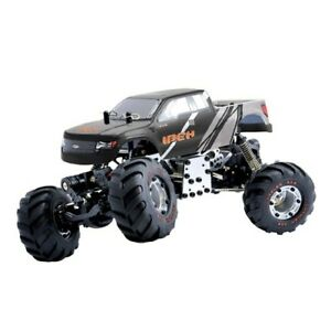 Ftx5501gy Ftx Ibex 1/24 Mini Crawler Prêt à l'emploi - Gris / noir