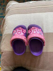 Crocs Clog Size 4 Baby Girl   eBay