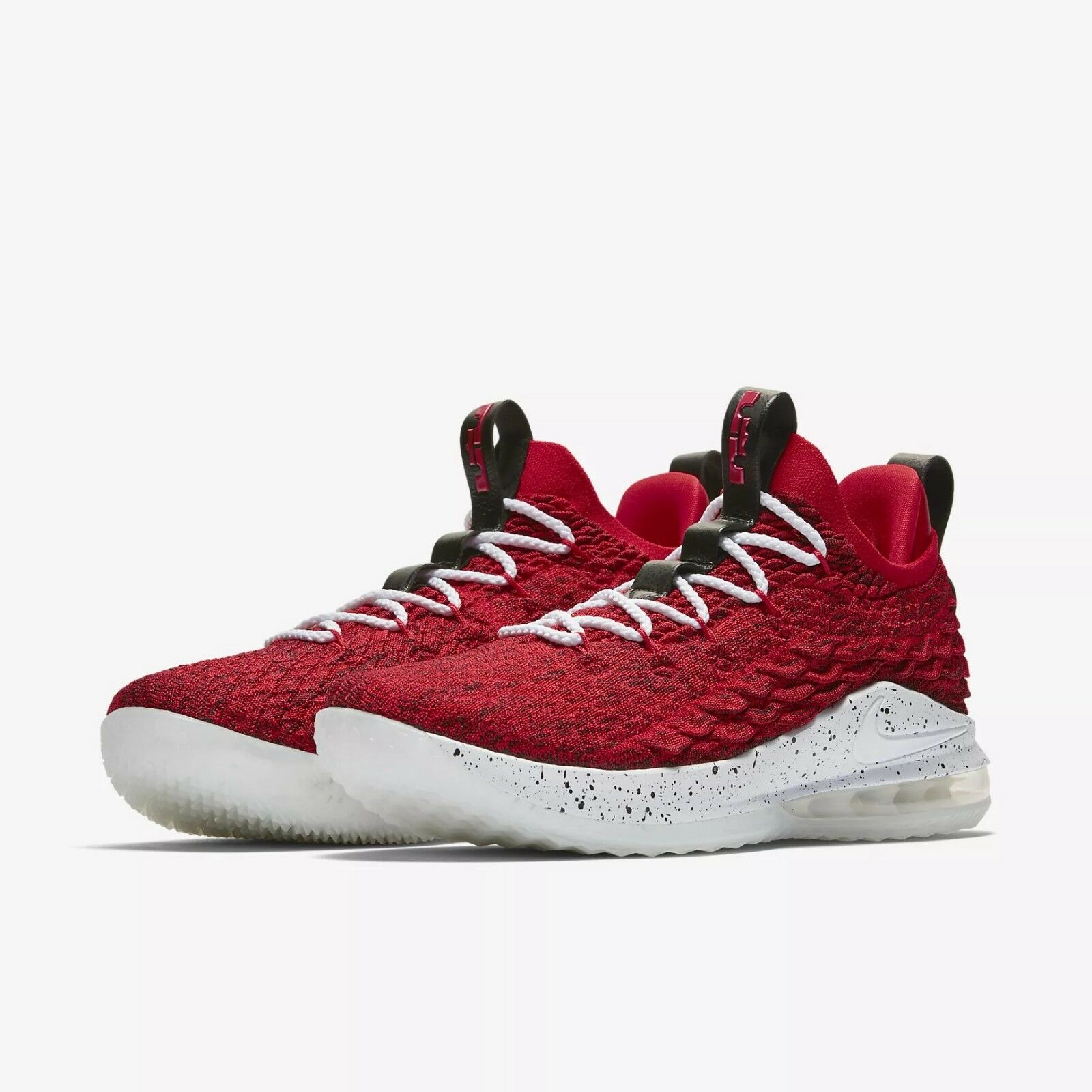 8fd50a89d97 ... Nike LeBron 15 Low Men s Basketball Basketball Basketball Shoes  Lifestyle Flyknit Comfy Sneakers 4fadd3 ...