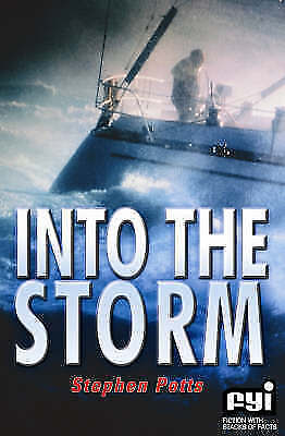 Into the Storm (Fiction With Stacks of Facts), Stephen Potts, Good Book