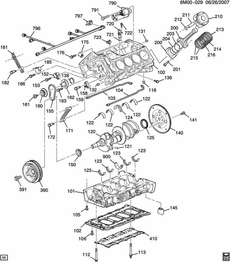 Gm Oem Engine Timing Chain 12564274 For Sale Online