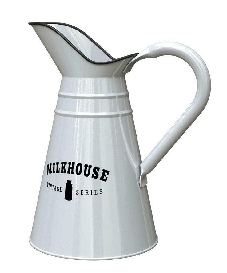 Panacea Vintage Milkhouse Pitcher Watering Can Stylish