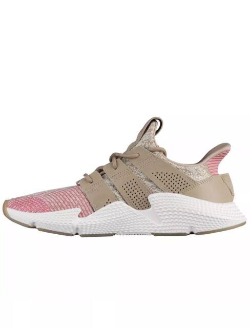 feaec614b1f adidas Mens PROPHERE Trace Khaki Trace Khaki Chalk Pink CQ2128 size 9