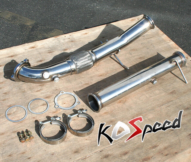 Exhaust Pipe Front Fits VOLVO S60 S80 V70 Sedan Wagon 9202267