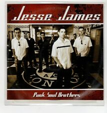(GI882) Jesse James, Punk Soul Brothers - 2002 DJ CD