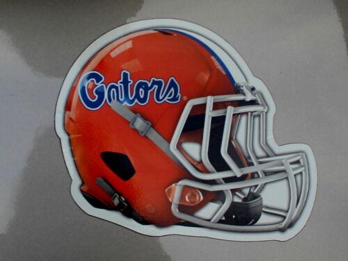 University of Florida Helmet Car Magnet Gators College Tailgate Decor