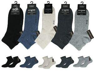 6-Paar-Damen-Diabetiker-Quarter-Socken-Kurzschaftsocken-ohne-Gummi-und-ohne-Naht