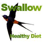 Swallow Healthy Diet