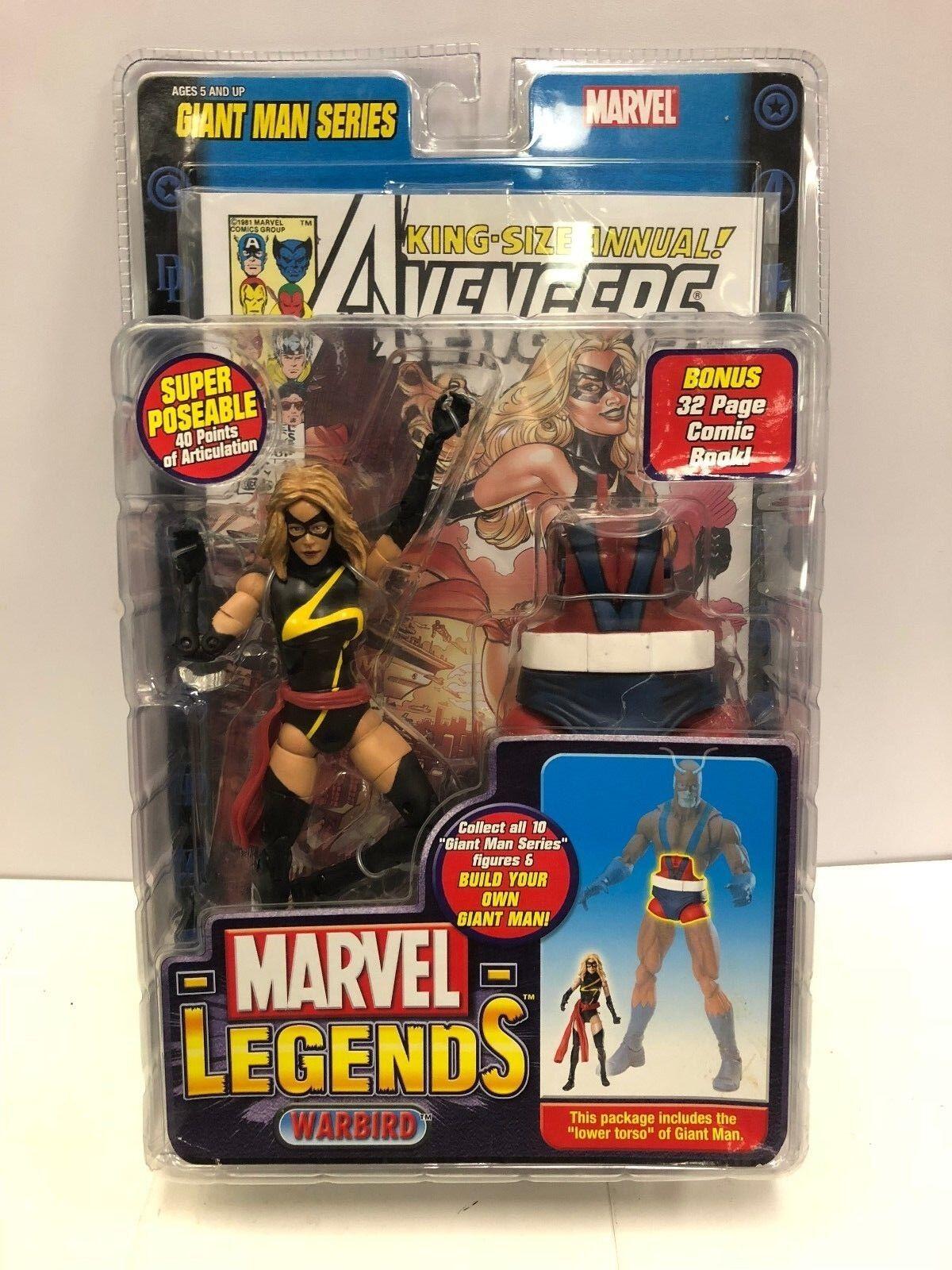 Marvel - legenden riesen - mann - serie 'bild toybiz 2006