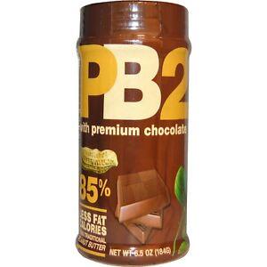 Bell-Plantation-PB2-POWDERED-PEANUT-BUTTER-6-5-oz-Choose-ORIGINAL-or-CHOCOLATE