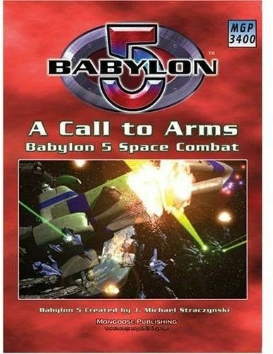 Babylon 5 Call To Arms 2nd Edition Rules