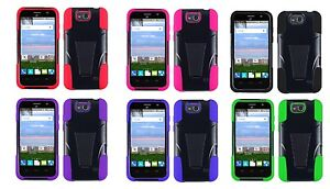 best sneakers ef0cd 0b645 Details about Hybrid Case Cover for ZTE Majesty PRO LTE Z798BL Z799VL  Majesty Pro Plus Z899VL