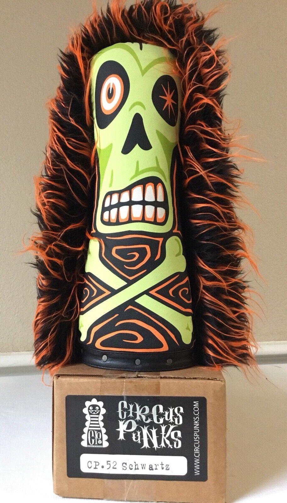 2005 Rob Schwarts Circus Punk Skull N Bones Limited Edition Signed 27 125