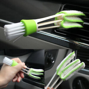 Car-Air-Outlet-Vent-Dashboard-Dust-Cleaner-Cleaning-Brush-Home-Office-SUV-Tool