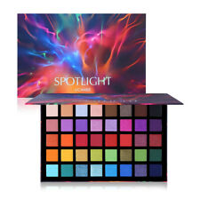 40 Colors Matte Shimmer Eyeshadow Palette Glitter Makeup Kit Cosmetic Gift Set