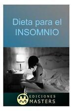 Dieta para el Insomnio by Adolfo Agusti (2013, Paperback)