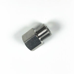 304-Stainless-Steel-M20x1-5mm-Male-to-1-2-034-Female-NPT-Thread-Adapter-Coupler