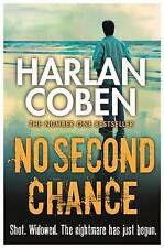 No Second Chance by Harlan Coben   Paperback Book   9781409117094   NEW