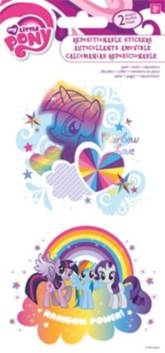 My Little Pony  Decal  Stickers