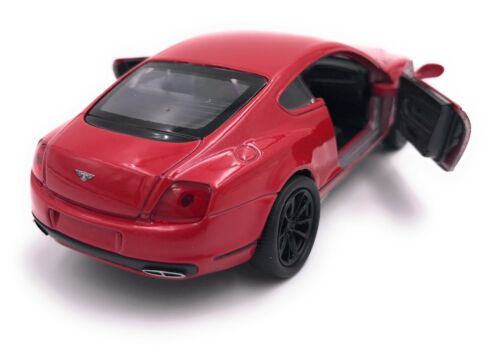 Bentley Continental Supersports Modellauto Auto LIZENZPRODUKT Maßstab 1:34-1:39