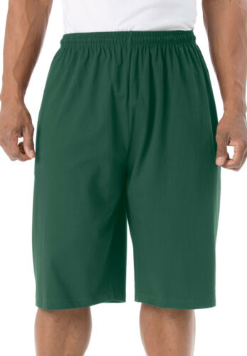 Mens Jersey Knit Activewear Long Jam Shorts Size 4XLT  MSRP 34.99
