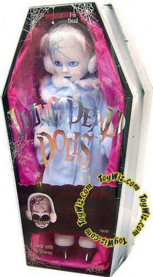 Living Dead Dolls Serie 12 Muñeca Charlotte congelada