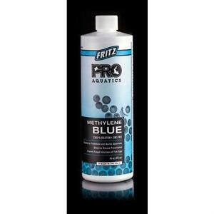 Fritz aquatics methylene blue 4 oz ebay for Methylene blue fish