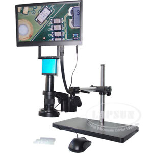 Details about 1080P 60FPS HDMI 180X Lens Digital Microscope Camera Sony  IMX290 W 11 6
