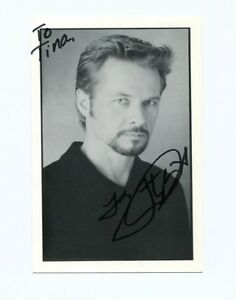 Stephen Nichols 4x6 Autographed Card Days Of Our Lives Young And The Restless Ebay