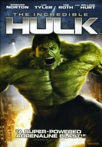 The Incredible Hulk [New DVD] Ac-3/Dolby Digital, Dolby, Dubbed, Digital Video