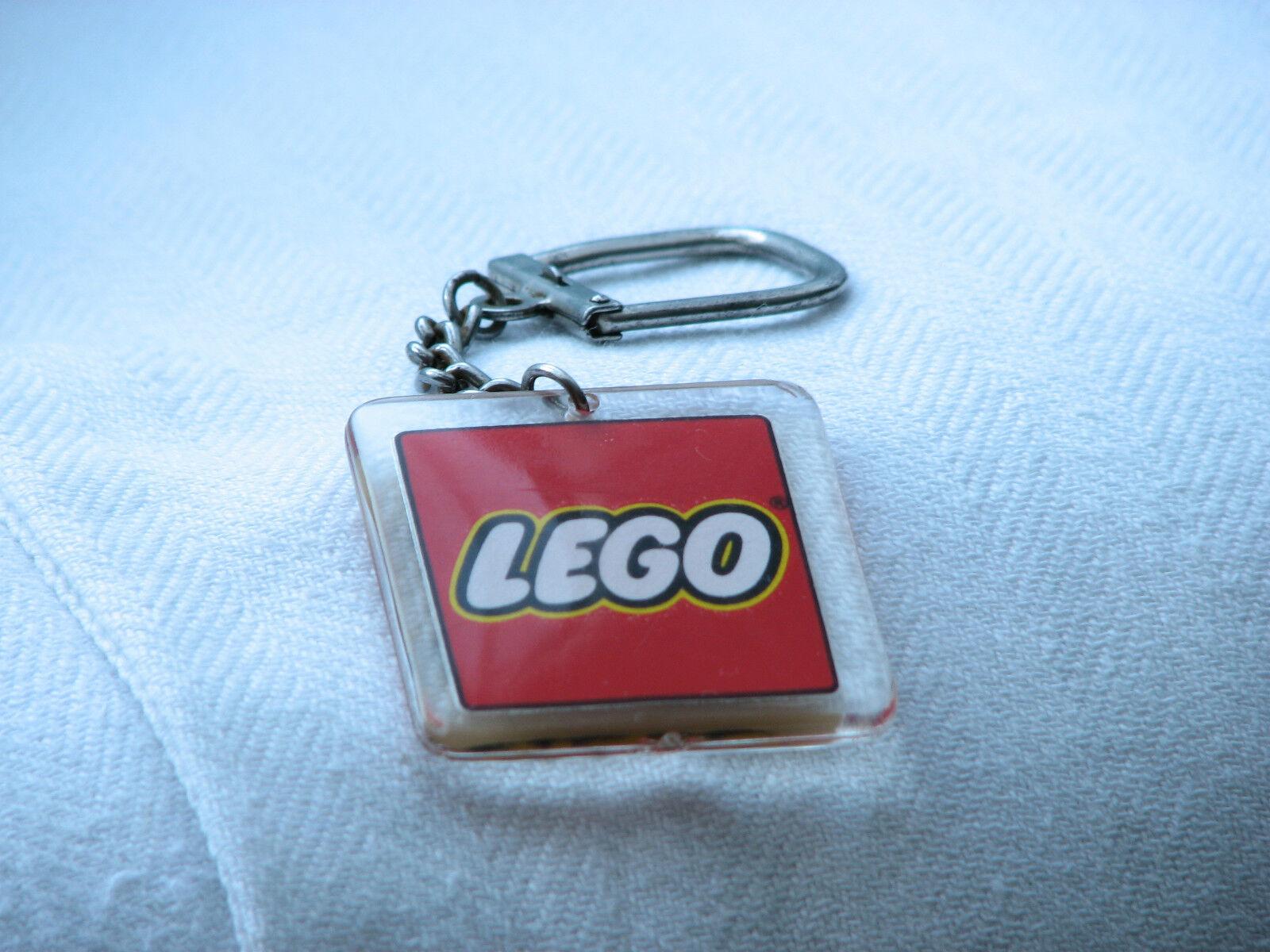Keychain Lego Duplo rare used classic key ring