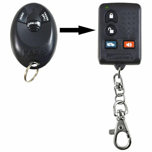 New Aftermarket Remote Key Keyless Entry Fob Alarm Car For Karr FCC ID ELVAT5H