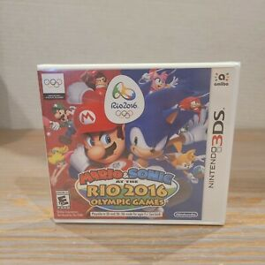 Mario-amp-Sonic-at-the-Rio-2016-Olympic-Games-Nintendo-3DS-2016-NEW-SEALED