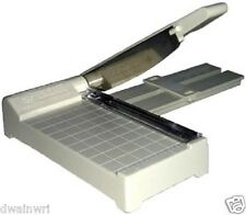 Uni-Safe Guillotine -Cut perfect strip mounts every time! Up to size 94mm $19.99