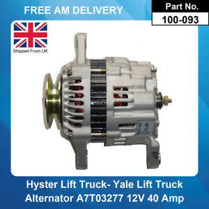 Alternator For Caterpillar Forklift DP25N 2005- A7T03277 A007T03277