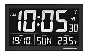 Tfa-dostmann TFA 60.4505 por radio reloj de pared