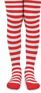 image is loading toddler tights red white striped christmas candy cane