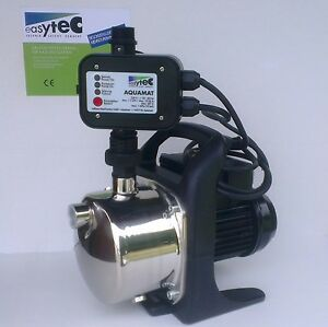 Hauswasserwerk GartenpumpeEasytec Alpha 913 A - 912 A 5 bar/ 4200 l/h 1,1 KW