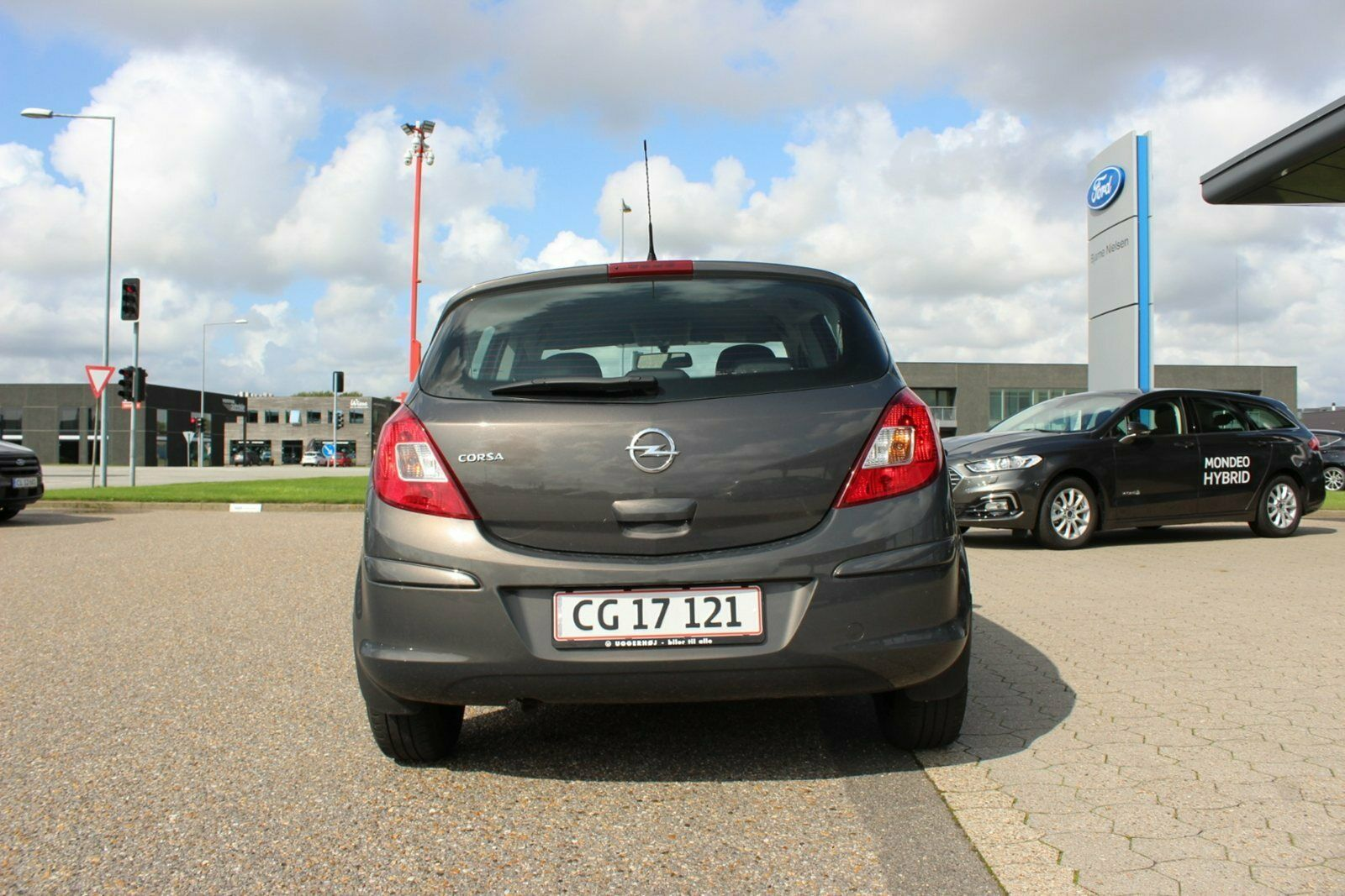 Opel Corsa 1,2 16V Enjoy - billede 5
