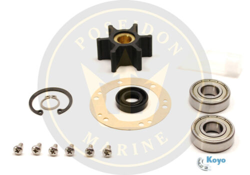 Water pump kit for Yanmar 2GMF 3GMF 124223-42092 128296-42070 for 121575-42000