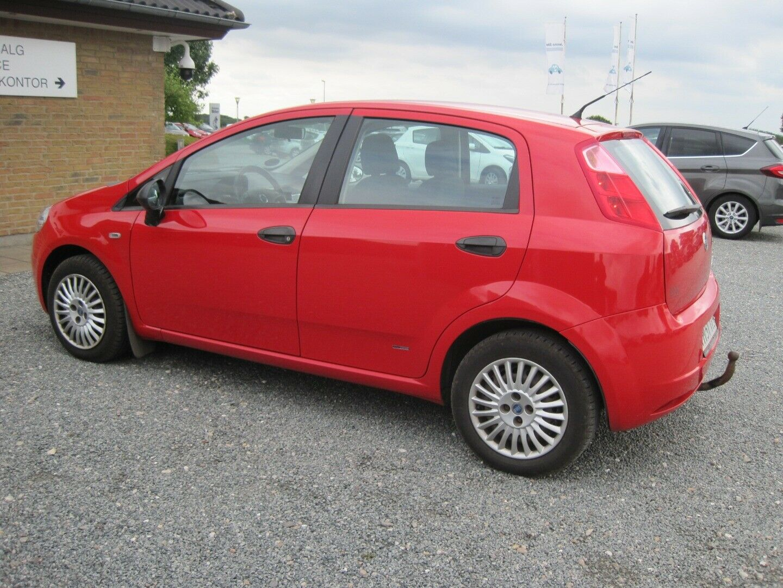 Fiat Grande Punto 1,4 Active 5d - 16.200 kr.