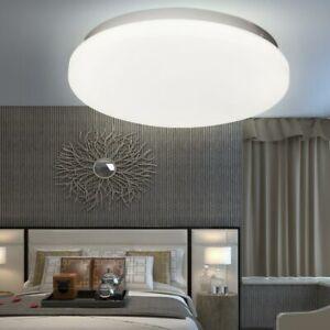 LED Design Wohn Schlaf Gäste Zimmer Lampen Leuchten Bad Decken Strahler IP44
