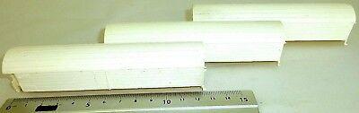 3 Carro Frigorifero Alloggiamento Bianco Tt 1:120 Pezzo Di Ricambio Å *