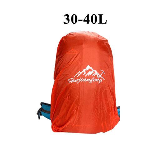 Trekking Rain Cover Backpack Cycling Accessory Waterproof Nylon Rucksack