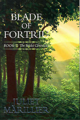 Blade of Fortriu by Juliet Marillier - Large Paperback 20% Bulk Book Discount