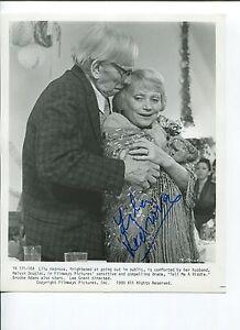 Lila-Kedrova-Tell-Me-A-Riddle-Signed-Autograph-Photo