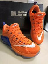 1db759305b5 item 2 Nike Lebron 12 XII Sz10 The Twelve Low Basketball Shoes Citrus Orange  Blue Mens -Nike Lebron 12 XII Sz10 The Twelve Low Basketball Shoes Citrus  ...
