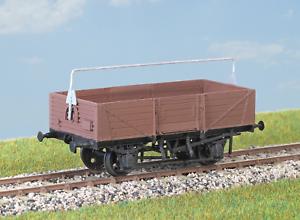 Parkside-PC02A-OO-Gauge-BR-13t-Steel-Open-Wagon-Kit